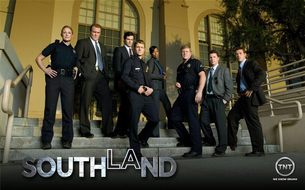 Southland-cast