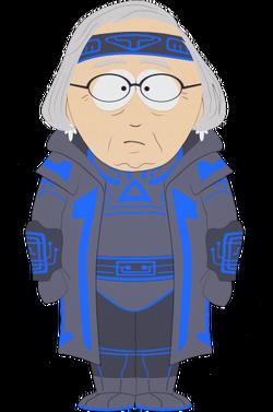 Grandma-marsh