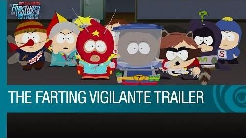South Park The Fractured But Whole The Farting Vigilante - EN