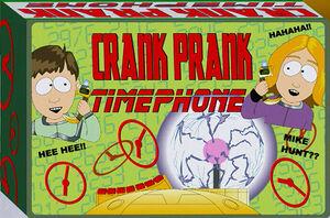 Crank Prank Time Phone