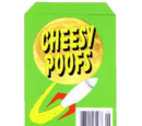 Cheesy Poofs