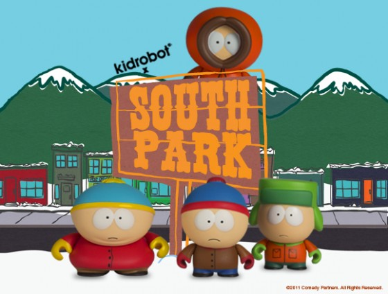 Kidrobot South Park Archives Fandom Powered By Wikia