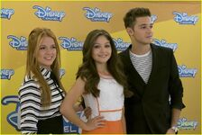 Karol, ruggero and Ana