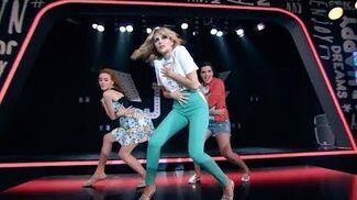 """Ámbar, Jazmín y Delfina cantan """"Chicas así"""""""