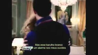 "Soy luna - Ambar y Matteo cantan ""profugos"""