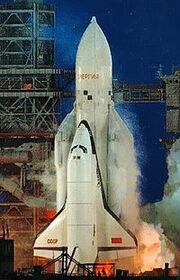 Buran Shuttle