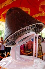 ISRO-SCRE-1-Spacecraft-1