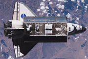 File:STS-118 approaching ISS.jpg