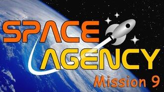 Space Agency Mission 9 Gold