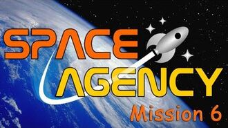 Space Agency Mission 6 Gold