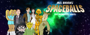 Key art spaceballs the animated series