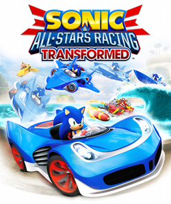 Sonic & All-Stars Racing Transformed box artwork