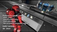 Space Engineers - Remote terminal access, button panel, HUD voices, extended modding support