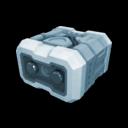 Icon Block Battery
