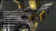 Space Engineers - Transmit electricity through rotors, new world settings