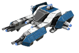 SE Pre Built Ships Button