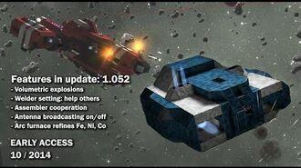 Space Engineers – Assembler Cooperation, Volumetric Explosions
