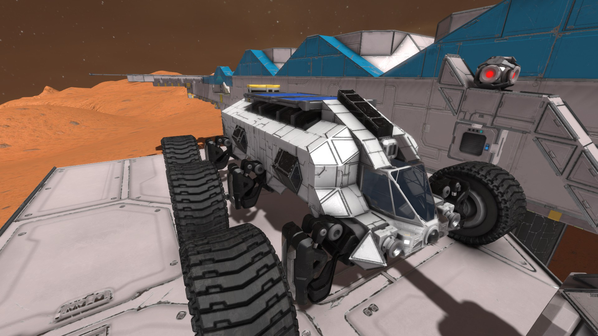 How To Build Vehicles In Space Engineers