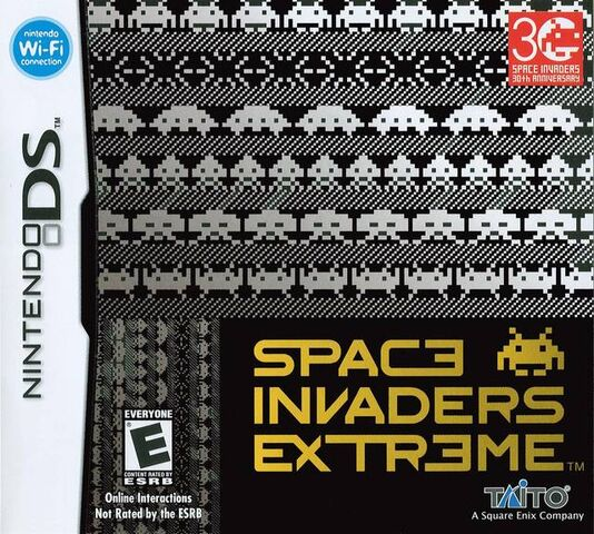 File:Space Invaders Extreme Cover.jpg