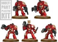 Terminator squad Blood Angels