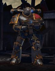 Armor Black Crusader