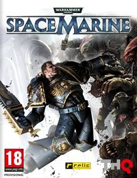 Space Marine cover cropped