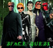 Space Quest Matrix by JayMask