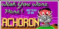 Achoron