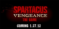Spartacus: Vengeance The Game