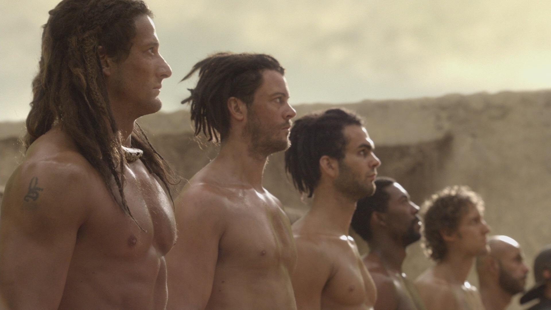 Spartacus desnudo