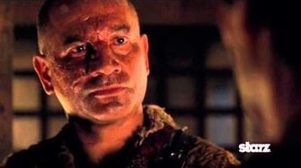 """Spartacus Gods of the Arena - Ep 2 """"Missio"""" Preview"""
