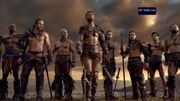 Rebel Gladiators