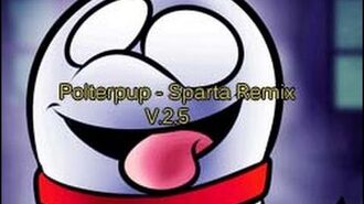 -Luigi Mansion Dark Moon- Polterpup - Sparta Dark Alleyway Remix -V2