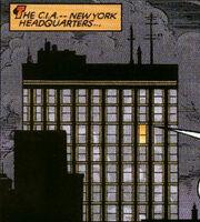 CIA New York Headquarters