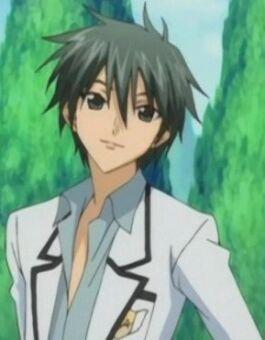 Ryu Tsuji wearing the Special A Uniform