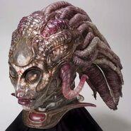 Species II Eve Animatronic Head