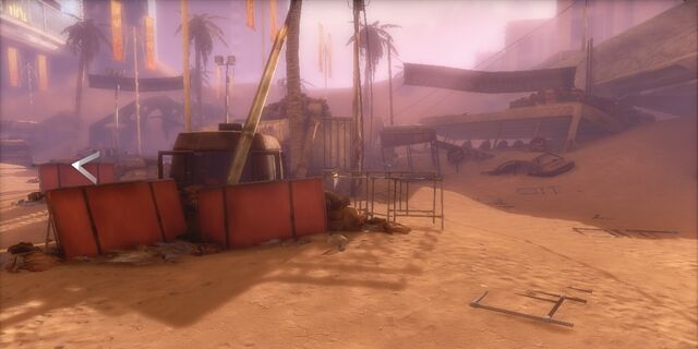 File:Zahrah Mall Evacuation Point 1.jpg