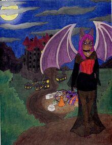 Kara Halloween