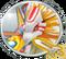 Aobasar Button Small