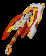 Galaxy Axe 3D