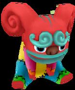 Komainu (Jumpsuit) 3D