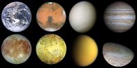 Planetary models