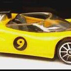 Racer X street car with jump jacks