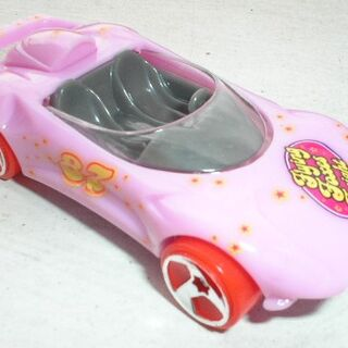 Delila's street car (toy version).
