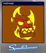 Steam Trading Card 4-foil