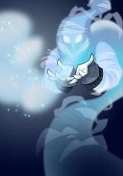 Silver Wind Elemental A