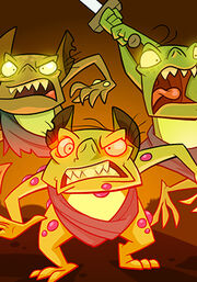 Goblin Gang A