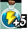 Energy refill 5
