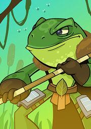 Frog Hero A