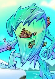 Frozen Tide A